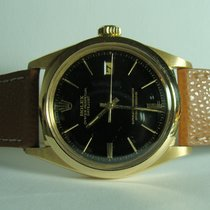 Rolex Datejust Rolex Datejust 1600 Oro GILT Very good Yellow gold 36mm Automatic