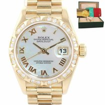 Rolex Lady-Datejust 79258 pre-owned