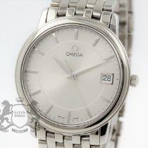 Omega De Ville Prestige Сталь 34.5mm Cеребро Без цифр