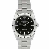 Rolex 14010 Steel Air King Precision 34mm pre-owned United States of America, New York, Massapequa Park