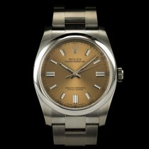 Rolex Oyster Perpetual 36 Steel 36mm White United Kingdom, London