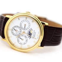 Blancpain Villeret 5585-1418-A55 Very good Yellow gold 34mm Automatic United States of America, Florida, Aventura
