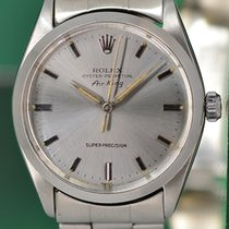 Rolex Air King Precision 5500 1963 pre-owned