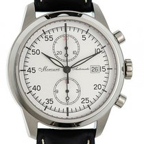 Mercure Steel 44mm Automatic new
