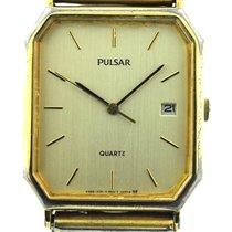 Pulsar 26mm Quartz Gold