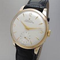Zenith Chronometre Vintage Cal.135  -Gold 375/10K