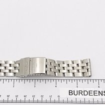 Breitling 22mm Pilot Bracelet 377a Stainless Steel 5.75 Inches...