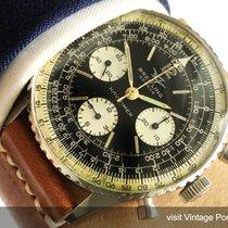 Breitling Serviced Breitling Old Navitimer 806 Vintage