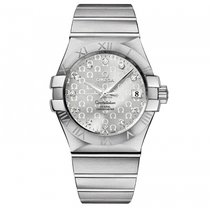 Omega Constellation Ladies 123.10.35.20.52.002 новые