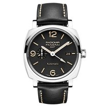Panerai PAM00627 Radiomir 1940 3 Days GMT 5mm in Steel - On...