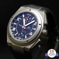 IWC Ingenieur AMG Edition Flyback Titanium MSRP $ 7,100.00