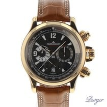 Jaeger-LeCoultre Master Compressor Chronograph Or rose 41.5mm Gris Arabes