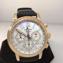 Chopard Mille Miglia 18k Rose Gold Automatic Chronograph Men's...