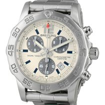 Breitling Colt Chronograph II Steel 44mm Black United States of America, New York, New York