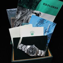 "勞力士 EXPLORER 1 1016 MK1 ""Frog Foot"" Dial Full Set with Box and..."