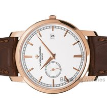 Vacheron Constantin Patrimony Rose gold 38mm Silver United States of America, Florida, Aventura