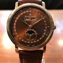 Blancpain Villeret Or blanc France, Paris