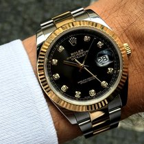Rolex Datejust 41mm Diamonds Dial