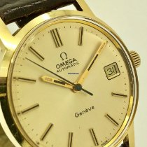 Omega Genève Yellow gold Gold No numerals United States of America, Florida, Miami