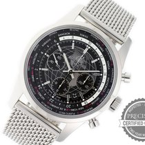 Breitling Transocean Chronograph Unitime AB0510U4-BE84/152A occasion