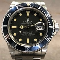 Rolex Submariner Date 16800 1980 pre-owned