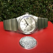 Omega Constellation Men pre-owned 38mm Steel