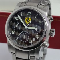 Girard Perregaux Ferrari Steel 38mm Black Arabic numerals United States of America, California, Los Angeles