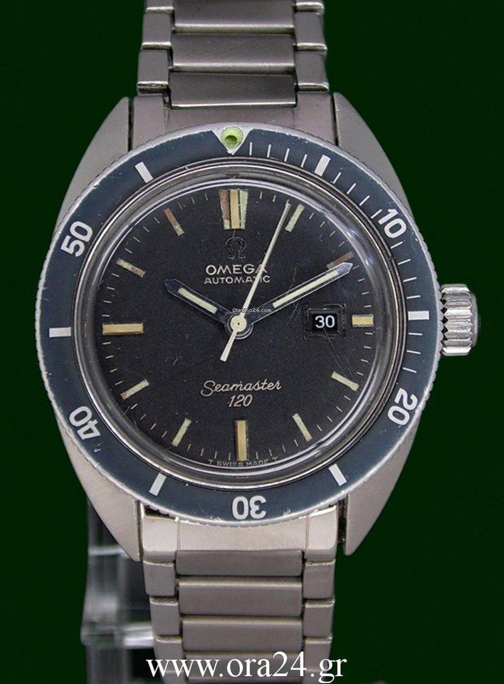 Μεταχειρισμένα ρολόγια Omega  3fbb08f9865
