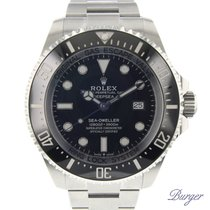 Rolex 126660 Stahl Sea-Dweller Deepsea 44mm