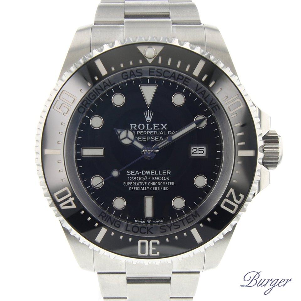 fbdff159a15 Rolex Sea-Dweller Deepsea - Todos os preços de relógios Rolex Sea-Dweller  Deepsea na Chrono24