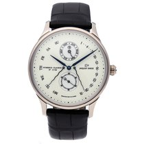 Jaquet-Droz 43mm Automatic pre-owned Astrale Champagne