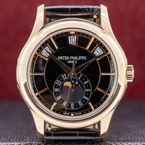 Patek Philippe Annual Calendar pre-owned 40mm Rose gold