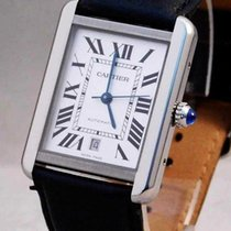 Cartier Tank Solo Steel 31mm Silver
