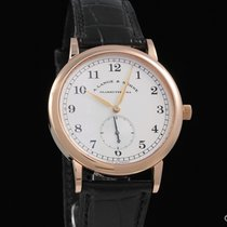 A. Lange & Söhne Red gold Manual winding 37mm pre-owned 1815