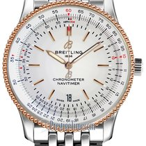 Breitling u17326211g1a1 Gold/Steel 2021 Navitimer 41mm new United States of America, New York, Airmont