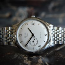 Zenith Steel 37mm Automatic 01/02.1125.680 pre-owned United Kingdom, Whitby- North Yorkshire