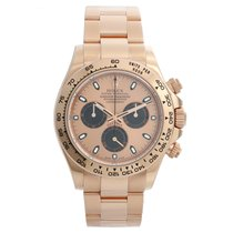 Rolex 116505 Rose gold Daytona 40mm pre-owned