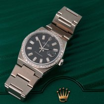 Rolex Datejust Oysterquartz Steel 36mm Black No numerals United States of America, New York, NewYork