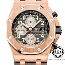 Audemars Piguet Royal Oak Offshore Chronograph 26470OR.OO.A002CR.01 Sin usar Oro rosa 42mm Automático