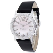 Bulgari Bulgari Steel 33mm Mother of pearl United States of America, Florida, Coconut Grove