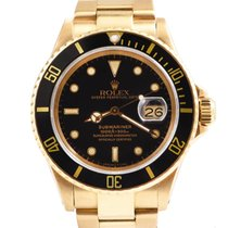 Rolex Submariner Date 16808 1987 pre-owned