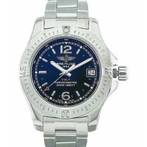 Breitling Colt Lady Staal 33mm Zwart