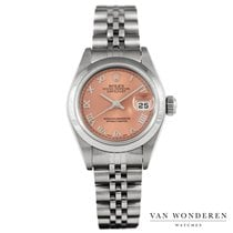 Rolex Oyster Perpetual Lady Date Staal 26mm Roze Nederland, Purmerend