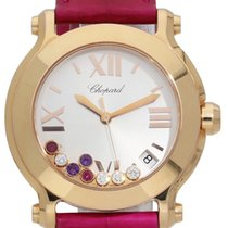Chopard Happy Sport 277471-5013 2013 pre-owned
