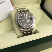 Rolex Explorer II Steel 42mm Black No numerals United States of America, Florida, Miami