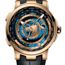 Ulysse Nardin Moonstruck Rose gold 46mm Blue United States of America, Florida, Sunny Isles Beach