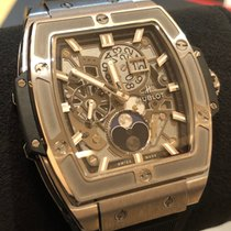 Hublot Spirit of Big Bang Titan 42mm Transparent Keine Ziffern