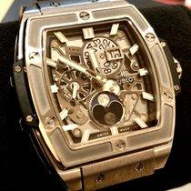 Hublot Spirit of Big Bang Titanium 42mm Transparent No numerals