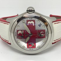 Corum Bubble 082.150.20 pre-owned
