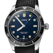 Oris Divers Sixty Five 01 733 7707 4055-07 4 20 18 new